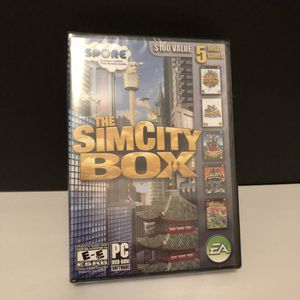New Sim City Box PC Game for Sale in Alpharetta, GA