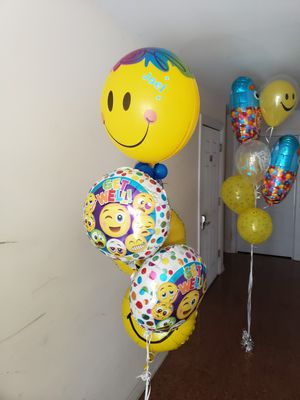 Bouquet balloons for any occasion for Sale in Queens, NY