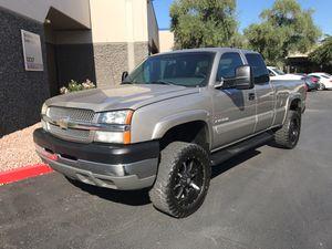 2003 Chevy Silverado 2500HD duramax diesel for Sale in Phoenix, AZ