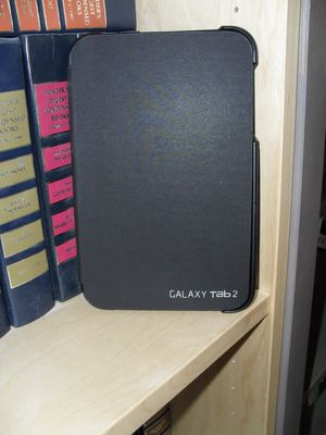 "Smsung brand Book Cover Case for Galaxy Tab 2 7"" for Sale for sale  Freehold, NJ"