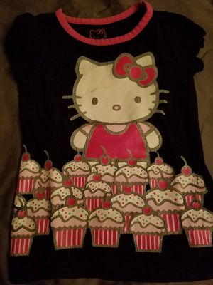 Girls 4t Hello Kitty tshirt for Sale in Daytona Beach, FL
