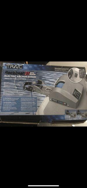 New Trac electric boat winch for Sale in Virginia Beach, VA