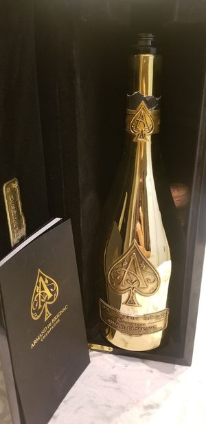 ACE OF SPADE BOTTLE EMPTY FOR SALE for Sale in Forest Heights, MD
