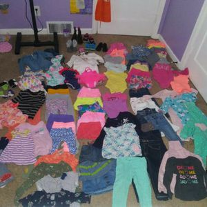 Assortment of Baby /Toddler Clothes for Sale in Clifton Heights, PA