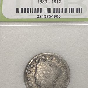 1906 Liberty Head V Nickel DDO DDR ERRORS for Sale in Plainfield, IL