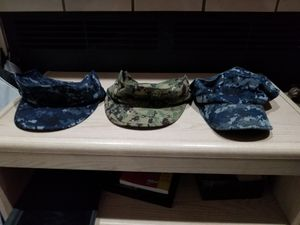 MILITARY HATS for Sale in Brandon, FL