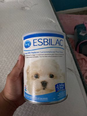 FREE Esbilac powder puppy formula for Sale in Menifee, CA