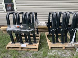 Brand new R.O.P.S. Farm Japan made tractor roll bars foldable also model FM201 fits YT359 TT359 for Sale in Plant City, FL