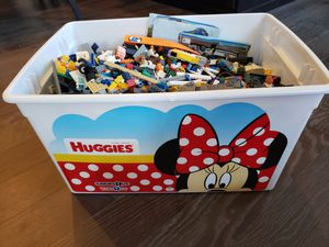 32 lbs of legos for Sale in Puyallup, WA