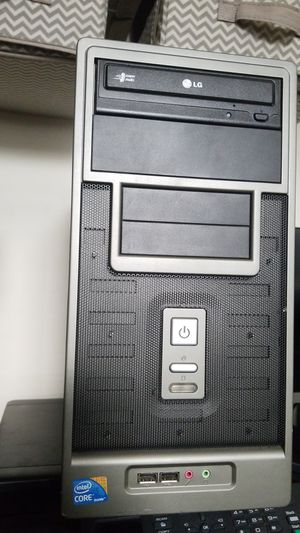 Tower pc i5 4 gb of ram windows 7 for Sale in Bethesda, MD