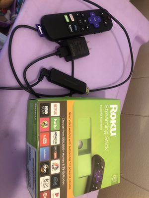 Roku streaming stick for Sale in Imperial Beach, CA