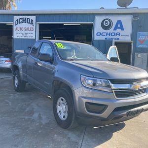 2018 Chevrolet Colorado 2.5L for Sale in Hanford, CA