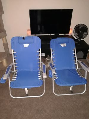 2 rio adventure chairs for Sale in Redwood City, CA