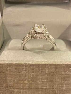 925 Sterling Silver Engagement/Promise Ring - GL12 for Sale in San Jose, CA