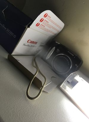 Canon camera sx120 is for Sale in Baltimore, MD