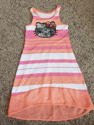 Girls Hello Kitty dress. SIZE 2T RUNS BIG for Sale in Wildomar, CA