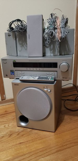 Sony Digital Audio/Video Control Center for Sale in Lakewood, WA