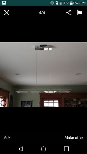 Kitchen lamp led for Sale in Chicago, IL