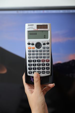 Casio Calculator Scientific FX50FH - 100% working perfectly! for Sale in The Bronx, NY