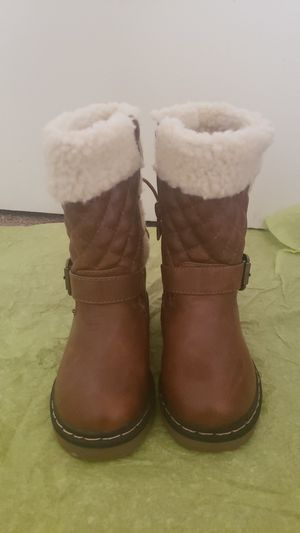 Link toddler girl boot size 8 for Sale in Garland, TX