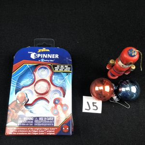 Marvel Spiderman fidget spinner New for Sale in Montgomery, IL