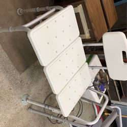 Fordable shower chair for Sale in New Kensington,  PA