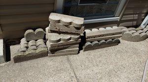 Scalloped garden edging for Sale in Buffalo, NY