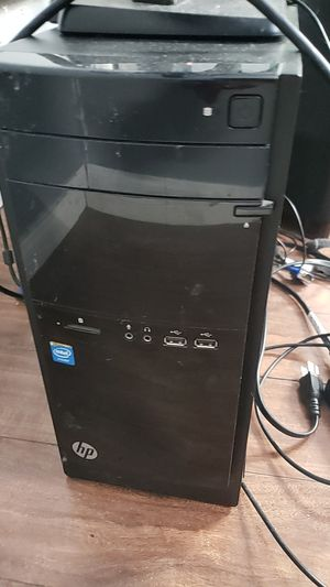 HP Destop Computer Good for Student for Sale in Los Angeles, CA