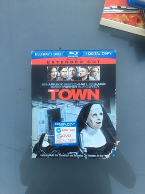 Town Combo pack includes Blu-ray and DVD for Sale in Torrance, CA