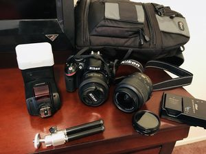 Nikon Camera and accessories for Sale in Ceres, CA