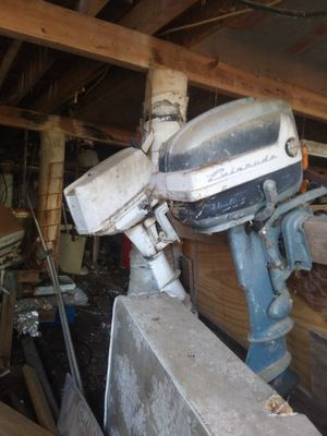 Vintage outboard Motors for Sale in Burnet, TX