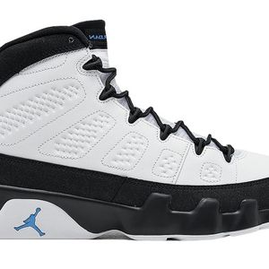 Jordan 9 University Blue for Sale in Bladensburg, MD