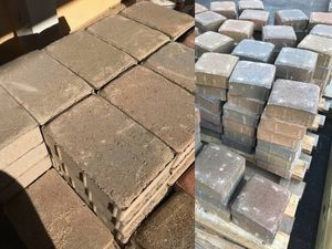 Pavers (about 80 Sq Ft) for patio for Sale in Germantown, MD