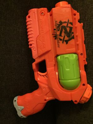 Used Nerf Super Soaker Water Gun *price negotiable* for Sale in Columbus, OH