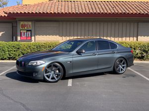 2011 BMW 535i incredibly clean... for Sale in Fresno, CA
