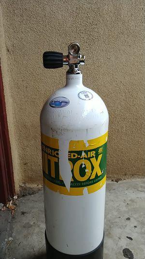 Scuba diving steel tank HP100 for Sale in Lomita, CA