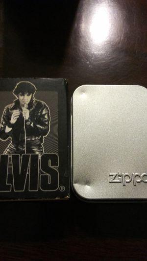 Elvis presley zippo collectors edition for Sale in Anaheim, CA