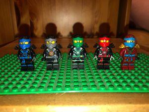 Lego Njnjago: Destiny's Bounty (Minifigures) for Sale in Sunnyvale, CA