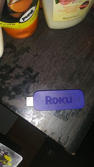 Roku stick for Sale in Dallas, TX