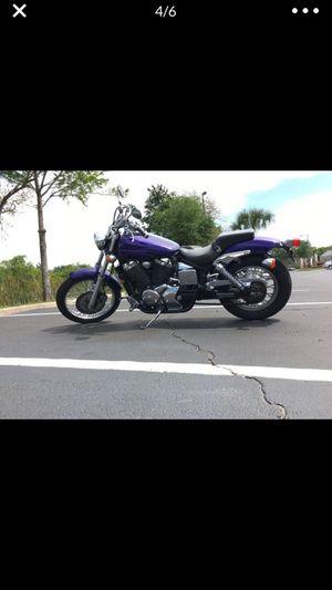 Honda shadow spirit 750cc for Sale in Orlando, FL