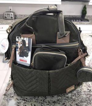 Skip Hop Suite diaper bag backpack for Sale in Queen Creek, AZ