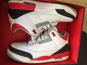 Air Jordan 3 Retro for Sale in Costa Mesa, CA