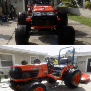 WellMaintained 2005 KUBOTA TRACTOR B7510 Diesel Fuel Injection for Sale in Los Angeles, CA