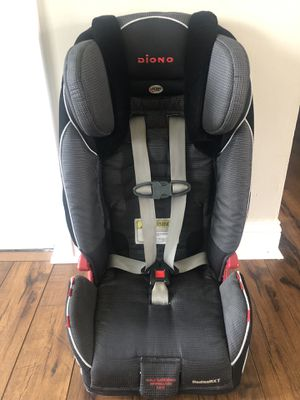 Diono Radian RXT Black and Gray Convertible Car Seat for Sale in Long Grove, IL