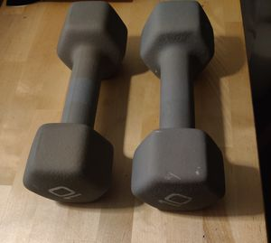 10lb Dumbbell for Sale in NEW CARROLLTN, MD