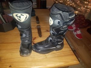 Thor mx boots size 12 for kids for Sale in Aurora, CO