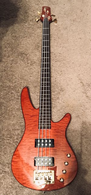 4 string Ibanez electric guitar for Sale in UNIVERSITY PA, MD