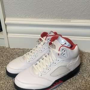 Jordan 5 Fire red for Sale in Manteca, CA