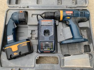 Drill and light for Sale in Buffalo, NY