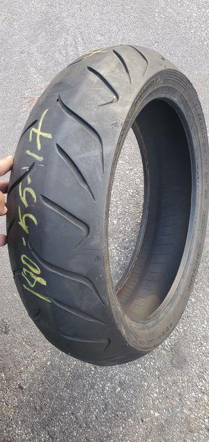 Dunlop Sportmax Roadsmart II Motorcycle Tire 180/55/17 for Sale in Long Beach, CA